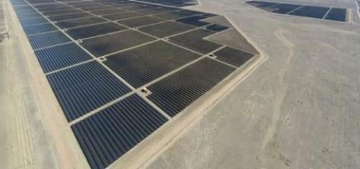 solarni elektrarna